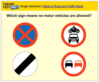 Driving theory test edinburgh